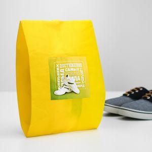 "Мешок для обуви ""Больших побед""  Желтый  4452162"