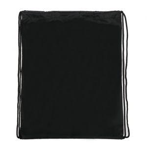 Мешок для сменной обуви универсальный, 405 х 340 мм, СДС-2, чёрный