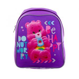Рюкзачок детский Care Bears 27,5*21,5*6,5 дев, сиреневый 33615   4599510