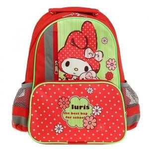 Рюкзак школьный Luris «Степашка», 37 x 26 x 13 см, эргономичная спинка, «Зайка»
