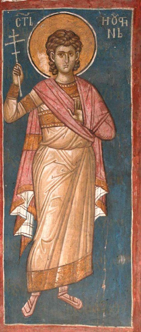 Икона Иустин Римский мученик