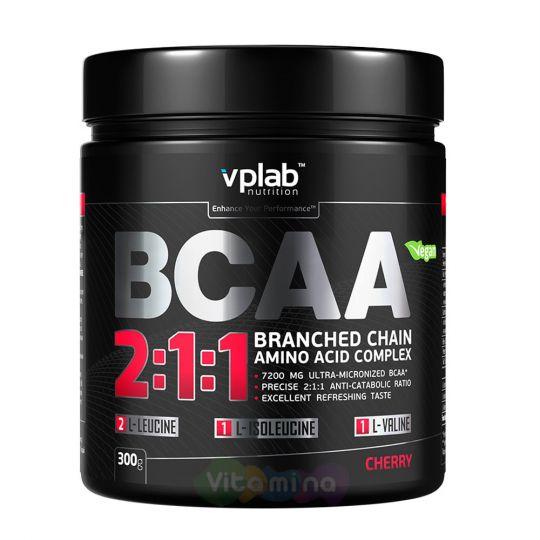 VPLab BCAA 2:1:1, 300 гр