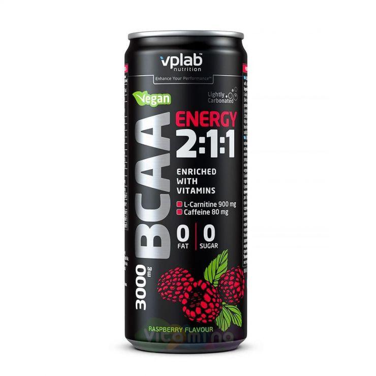 VPLab BCAA Energy 2:1:1, 330 мл