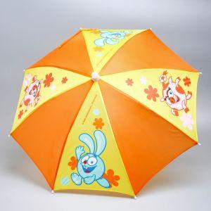 Зонт детский «Пошли гулять!», СМЕШАРИКИ ? 52 см