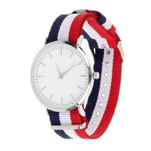"""Часы наручные """"Макуала"""", хром, d=4 см, микс 3621012"""