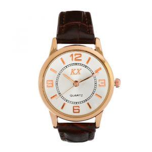 """Часы наручные женские """"KX -  классика"""" d=2.7 см, микс   4407093"""