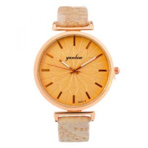 """Часы наручные женские """"Yunkou-1"""" d=3.5 см, микс   4429145"""