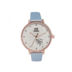 """Часы наручные женские """"Азалия"""",  ремешок из экокожи, микс   4407031"""