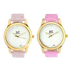 """Часы наручные женские """"СиТ"""", циферблат d=3,6 см, сиреневый микс   4407063"""