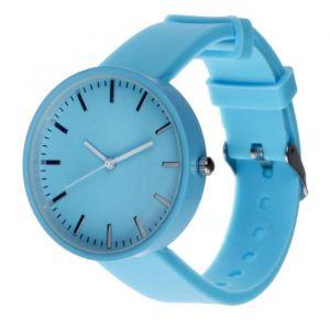 Часы наручные, d=4см синие, ремешок 16мм 3621010