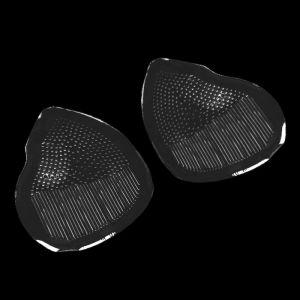 Полустельки для обуви, силиконовые, с протектором, 8,5 ? 6,3 см, пара