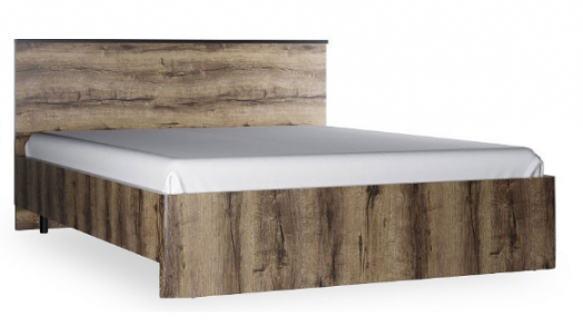 Кровать двуспальная Jagger 160