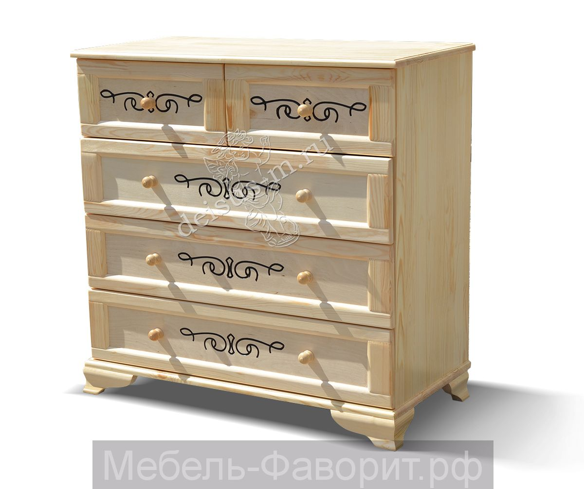 Комод Аккорд-М