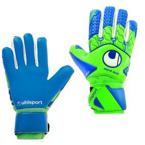 Вратарские перчатки UHLSPORT AQUASOFT HN WINDBREAKER 101107101 SR