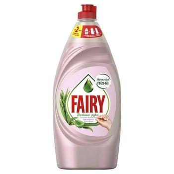 Средство для мытья посуды Fairy Нежные руки 900мл