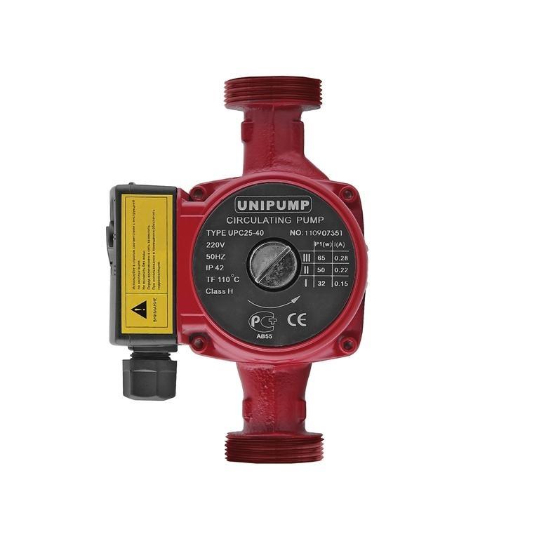 Циркуляционный насос Unipump UPС 25-60 180