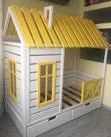 Кровать Домик Simple Lux №36D