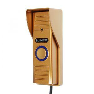Вызывная панель видеодомофона SLINEX ML-15HR, наружная, 72 град, 800 ТВЛ, ИК, цвет: медный   4552647