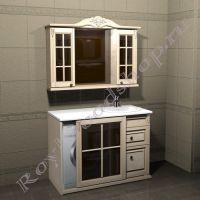 """Мебель под стиральную машину """"Глазго-М-125 береза"""""""