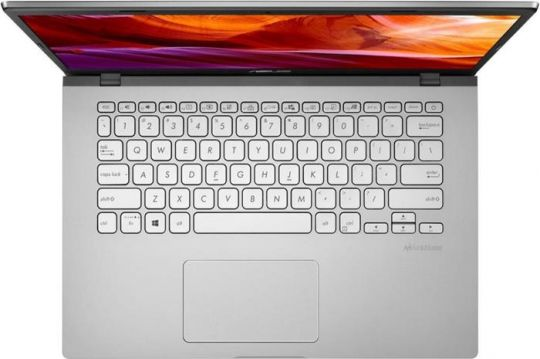 Ноутбук ASUS M509DJ-BQ078: AMD Ryzen 3 3200U x2(x4) 2.6-3.5 GHz, 8Gb, SSD 256Gb,
