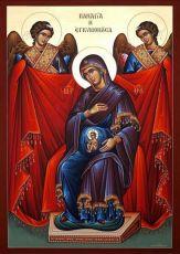 Икона Божией Матери Непраздная (Дирбская)