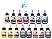 Набор базовых красок Exmix - 45 мл (15 цветов)