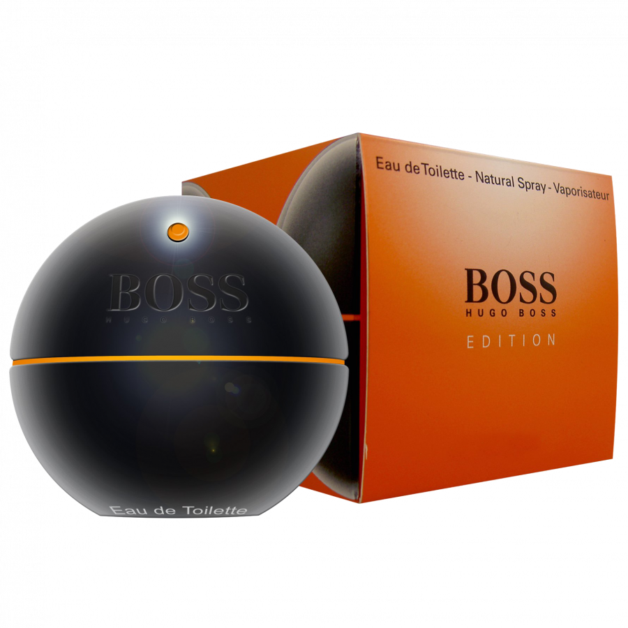 HUGO BOSS - BOSS INMOTION BLACK EDITION