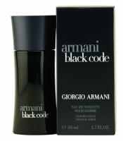 GIORGIO ARMANI - BLACK CODE