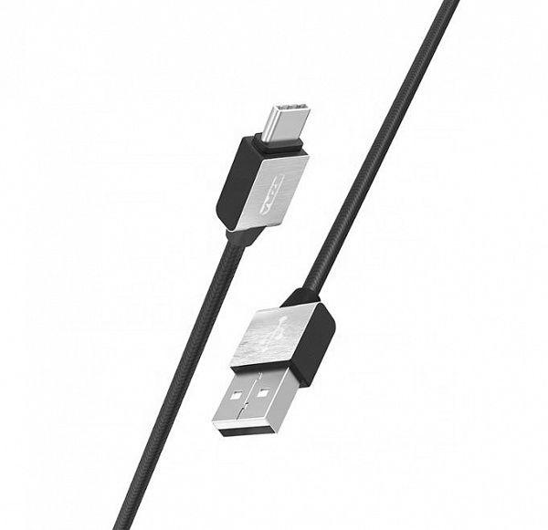 Кабель USB 2.1А EZRA DC-08 (TYPE C) 1.2м
