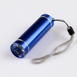 Фонарик ручной, 1 LED, 3 AАА, микс, 8.7х2.4х2.4 см 1134483