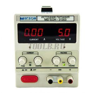 МЕГЕОН 31303 Источник питания постоянного тока