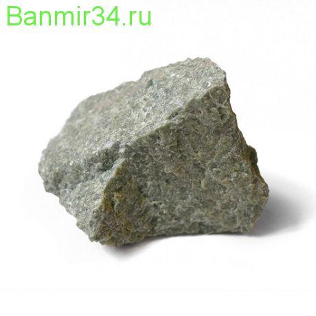 Камень Жадеит колотый средний 10кг коробка