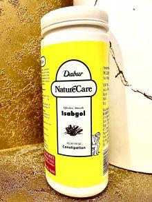 Nature Care ISABGOL Dabur (Исабгол, Дабур), 375 г, здоровое пищеварение