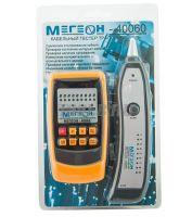 МЕГЕОН 40060 Кабельный тестер трассоискатель цена