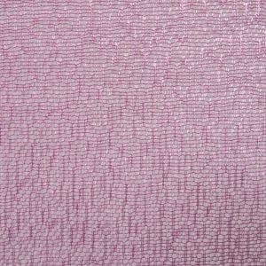 """Штора портьерная сетка """"Этель"""" 135х260 Шик розовый,100% п/э"""