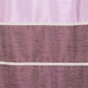 """Тюль """"Этель"""" 145х280 Гамма фиолетовый (горизонтальная полоса) б/утяжелителя, 100% п/э"""