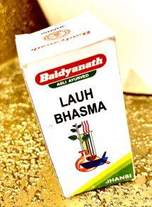 Лаух Бхасма (Lauh Bhasma) Baidyanath, 10 г