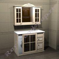 """Мебель под стиральную машину """"Глазго-120 береза"""""""