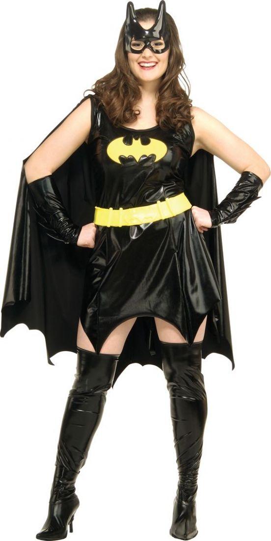 Блестящий костюм Бэтвумен XL