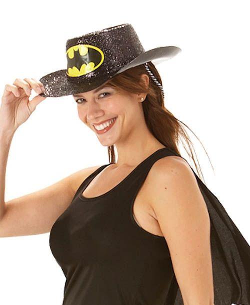 Блестящая шляпа Бэтвумен