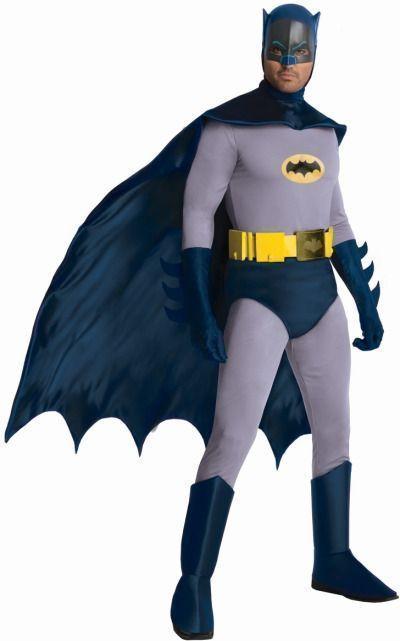 Классический костюм Бэтмена