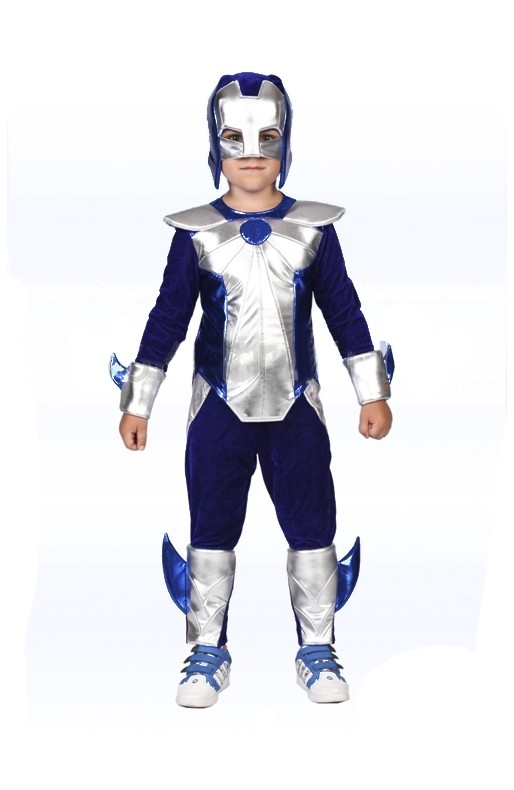 Синий костюм АйроМена