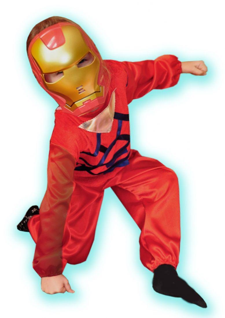 Костюм Железного Человека для детей