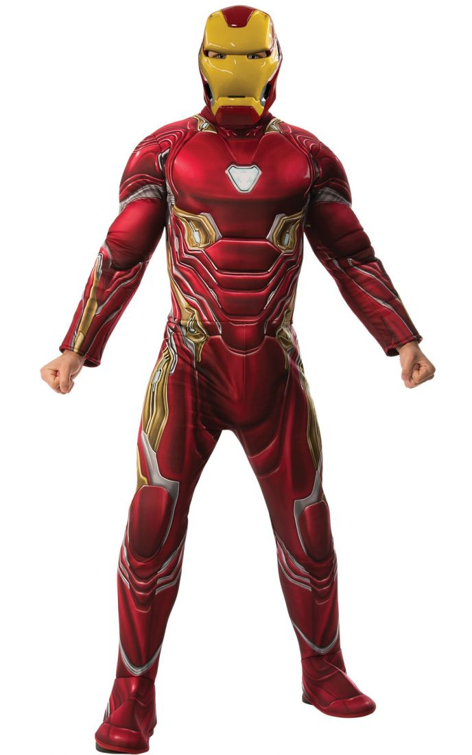 Взрослый костюм Железного человека