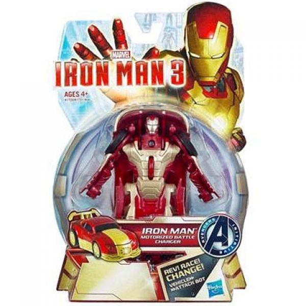 Железный человек трансформер, 14 см.