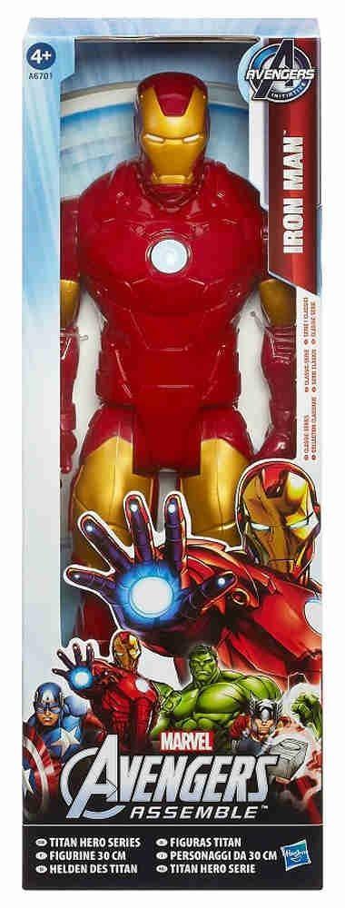 Фигурка Железного человека, 30 см.
