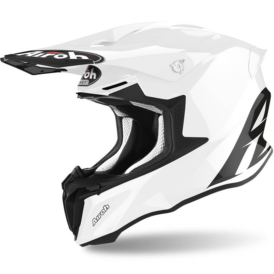Airoh Twist 2.0 Color White шлем внедорожный