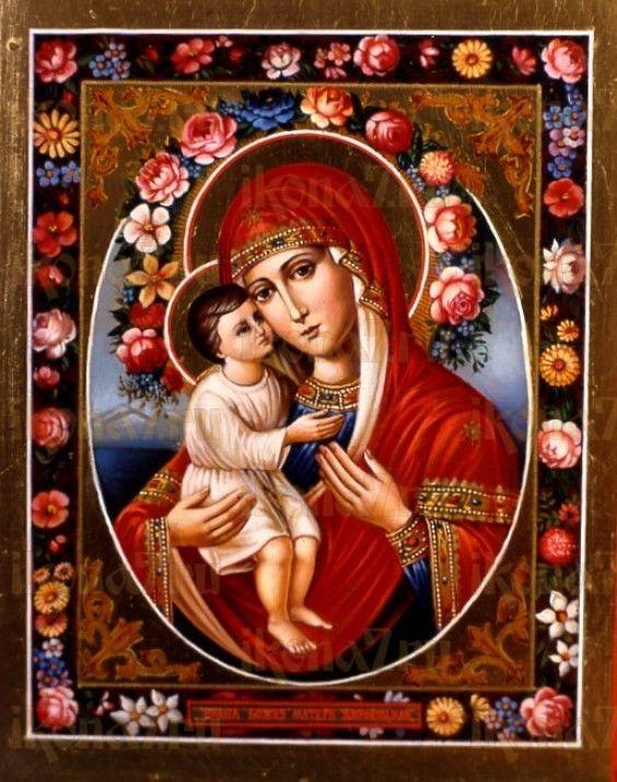 Икона Божией Матери Жировицкая