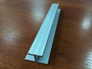Н-образный профиль 9 мм для лодки ПВХ 1 метр