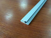 Н-образный профиль 6 мм для лодки ПВХ 1 метр
